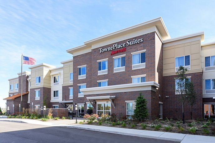 TownePlace by Marriott Suites Detroit Auburn Hills