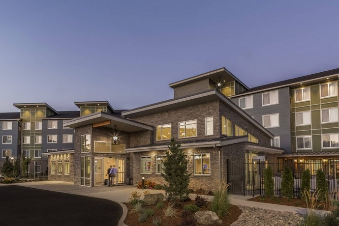 Residence Inn Portland Hillsboro Brookwood Hillsboro