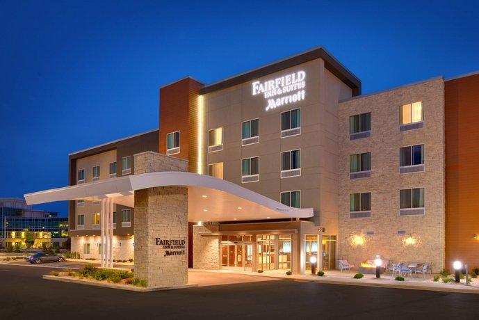 Fairfield Inn & Suites by Marriott Salt Lake City Midvale