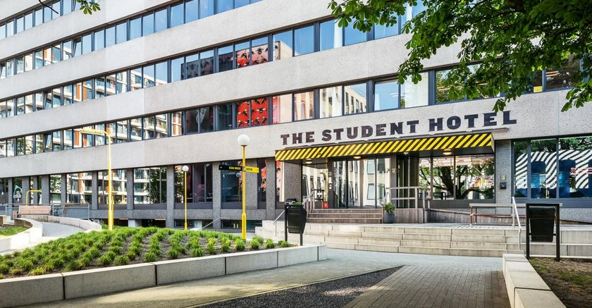 The Student Hotel Amsterdam West Compare Deals