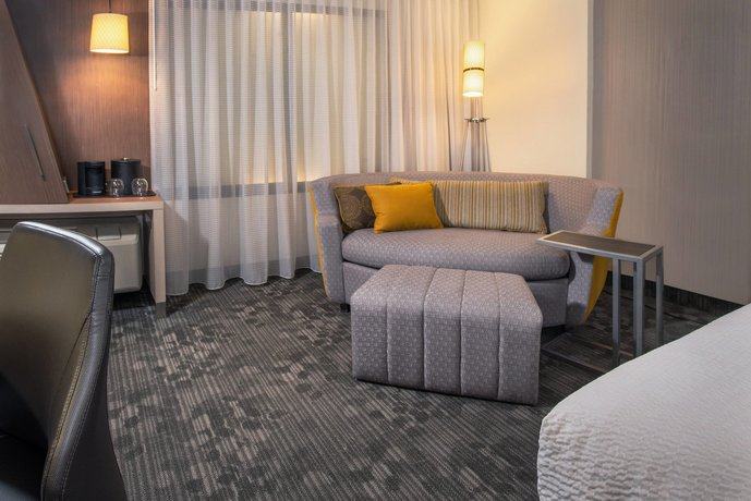 Courtyard By Marriott El Paso Downtown/Convention Center