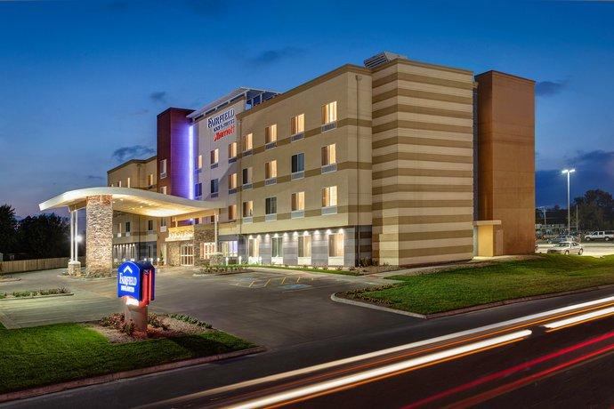 Fairfield Inn & Suites by Marriott Tyler South