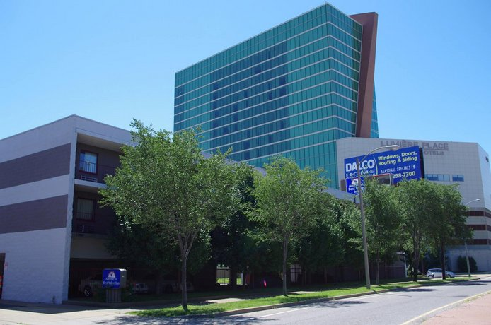 Americas Best Value Inn St Louis Downtown
