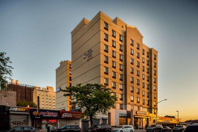 Best Western Plaza Hotel New York City