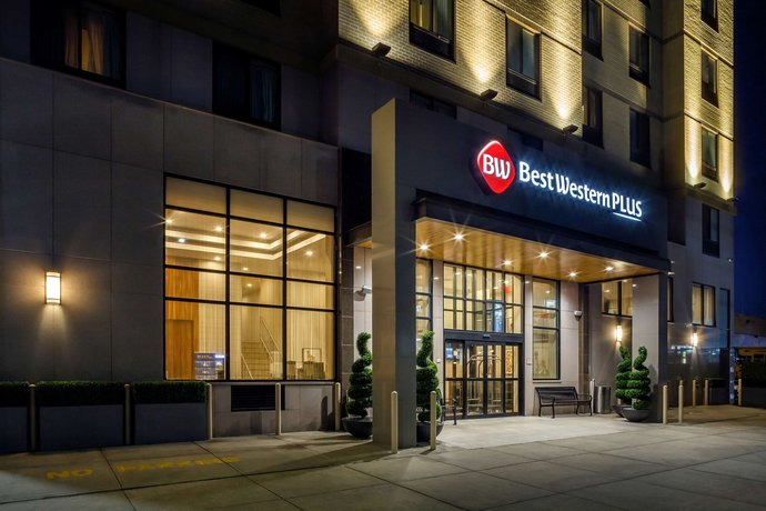 About Best Western Plaza Hotel New York City