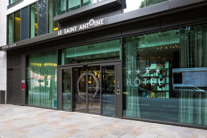 BW Premier Collection Le Saint Antoine Hotel et Spa, Rennes ...