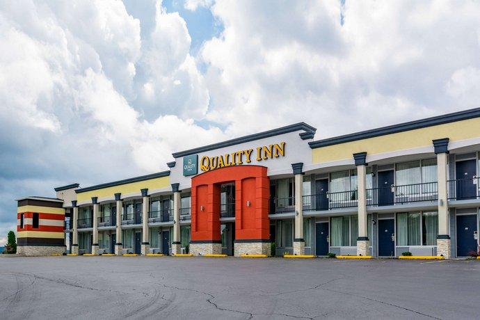 Quality Inn Mount Vernon Kentucky
