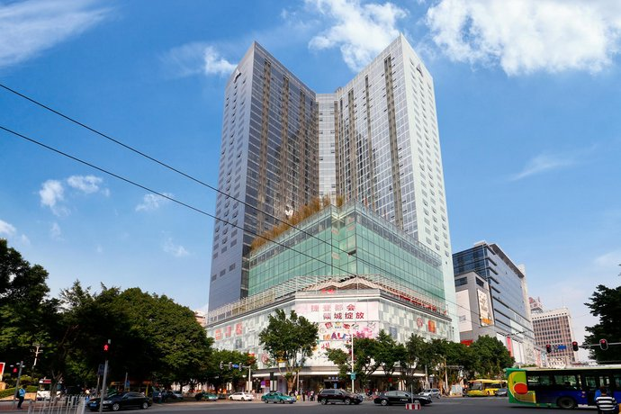 Pengman Beijing Rd A-mall Apartment