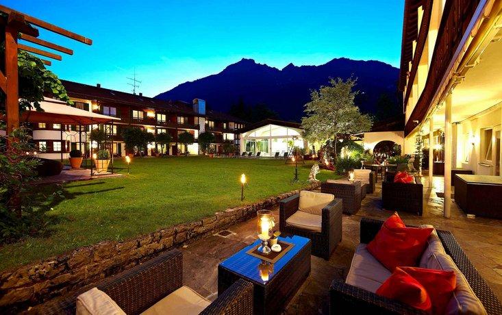 Hotel Obermuhle Garmisch Partenkirchen Die Gunstigsten Angebote