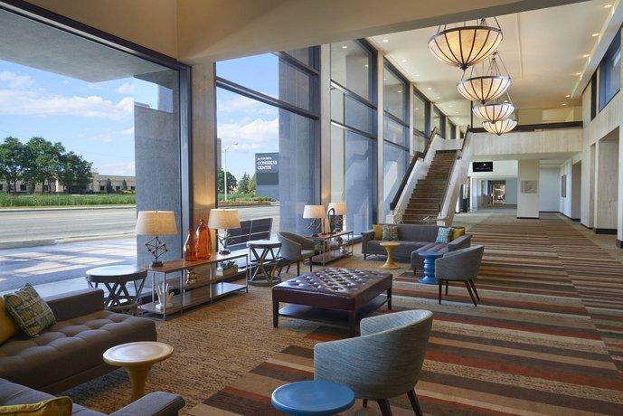 Delta Hotels Toronto Airport Conference Centre Compare Deals