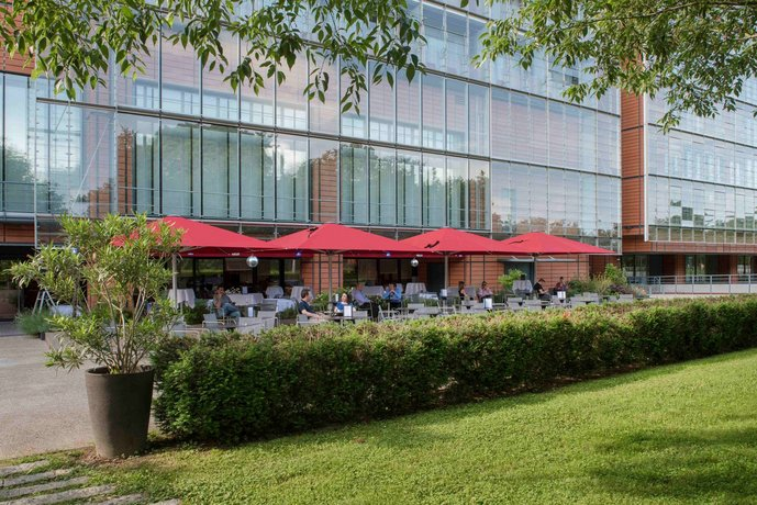 Marriott Lyon Cite Internationale