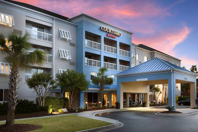 Courtyard Myrtle Beach by Marriott Broadway