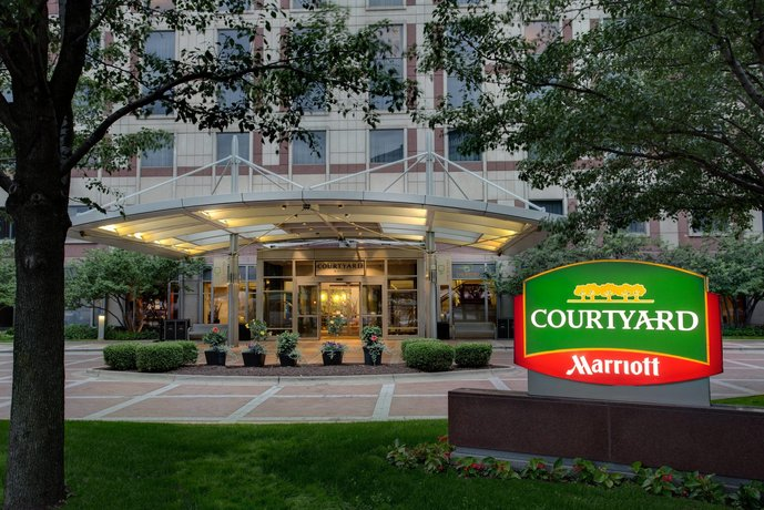Courtyard Grand Rapids Downtown