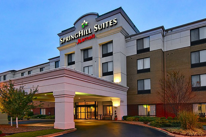 SpringHill Suites Louisville Hurstbourne/North