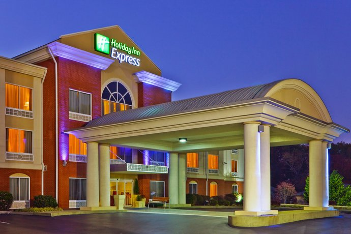 Holiday Inn Express Hotel & Suites Chattanooga East Ridge