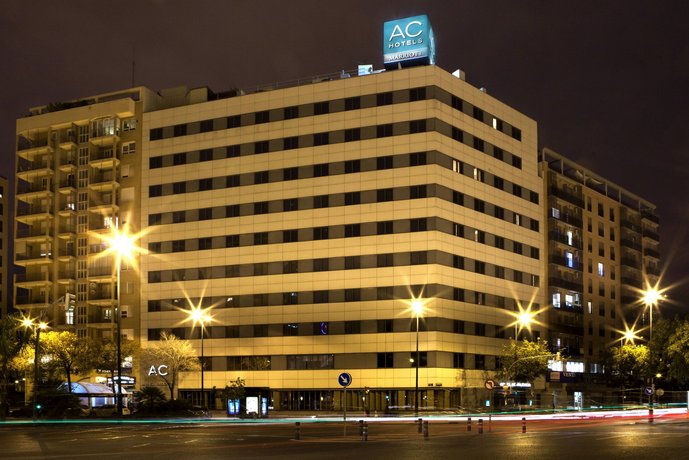 AC Hotel Valencia A Marriott Luxury & Lifestyle Hotel