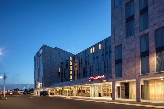 Hampton By Hilton London Stansted Airport Stansted