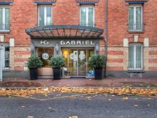 Hotel Gabriel Issy-les-Moulineaux