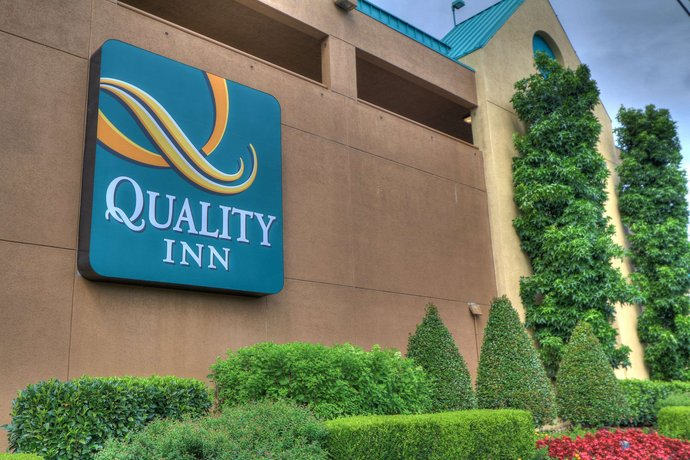 Quality Inn Pigeon Forge Tennessee