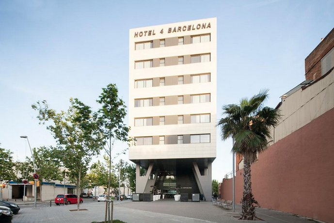 Hotel 4 barcelona barcellona offerte in corso for Hotel barcellona 4 stelle