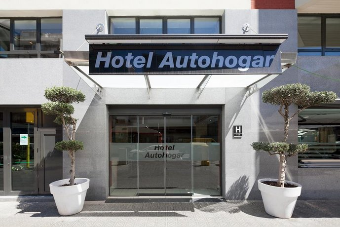 Hotel Auto Hogar Barcelona