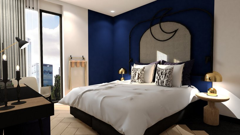 Cityden-The Garden Amsterdam Hotel Apartments