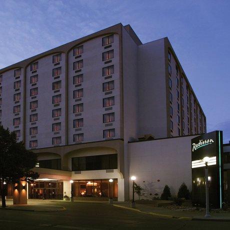 Radisson Hotel Bismarck North Dakota