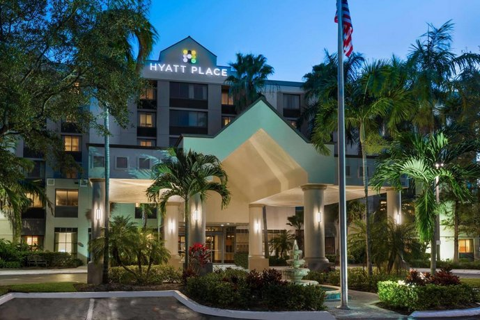 Hyatt Place Ft Lauderdale Plantation