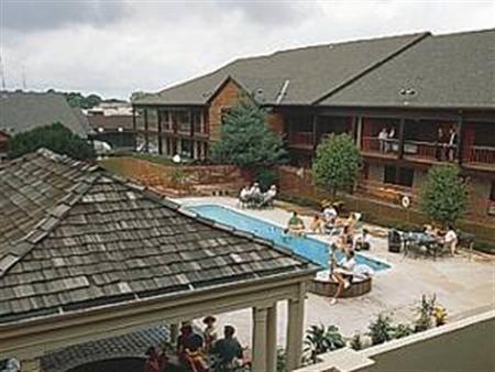 Villager Courtyard And Gardens Hotel Lincoln Nebraska