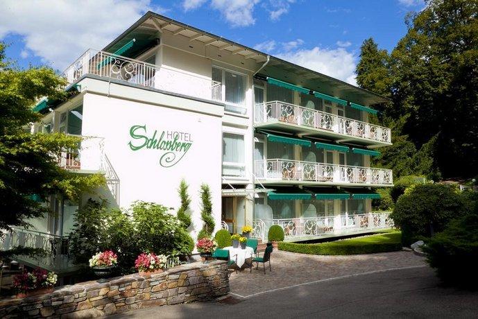 Hotel Schlossberg Badenweiler