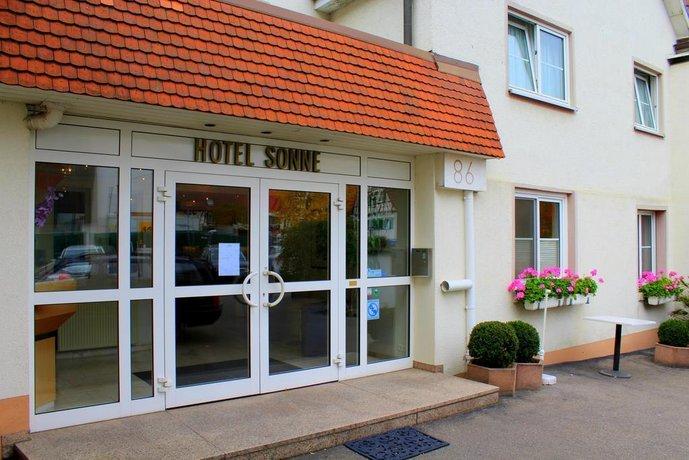 Hotel Sonne Leinfelden-Echterdingen
