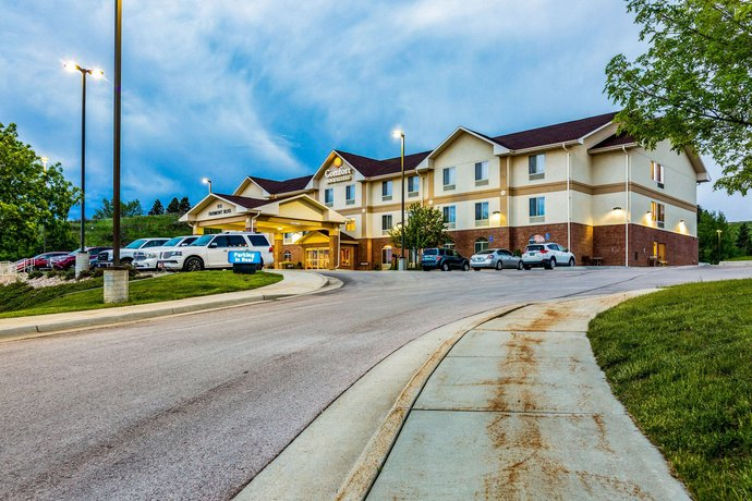 Comfort Inn And Suites Rapid City