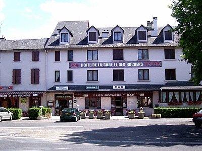 Logis Hotel Des Rochers