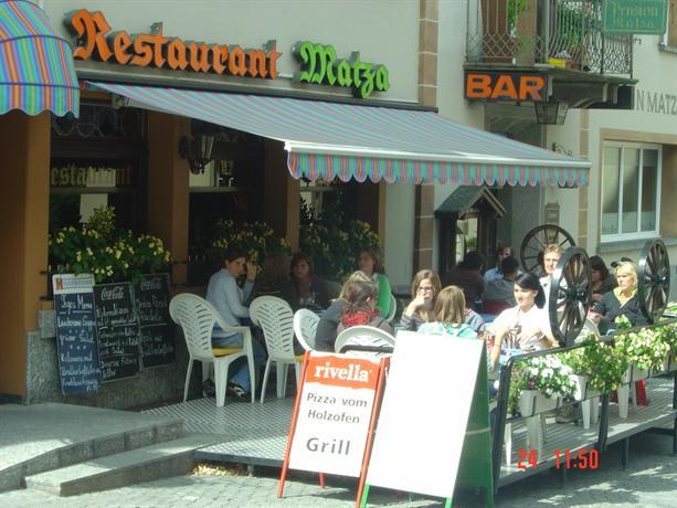 Pension Restaurant Matza