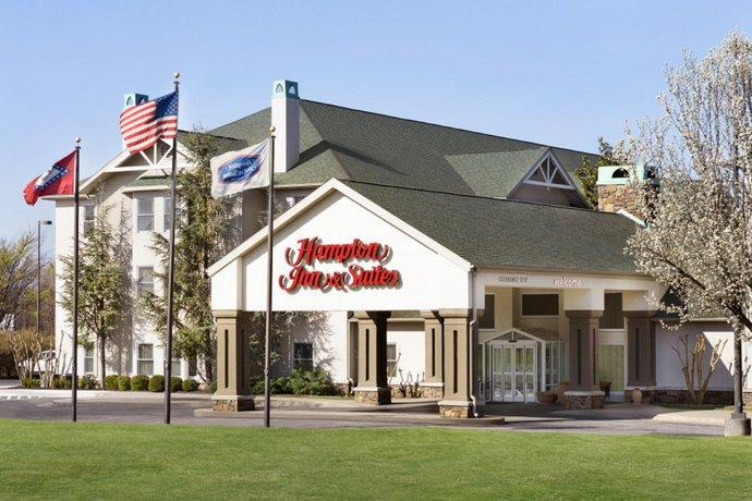 Hampton Inn and Suites Springdale