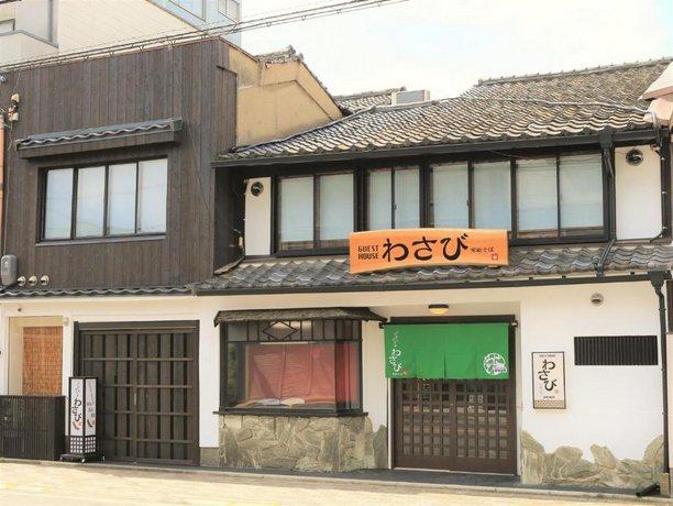 HOSTEL WASABI Kyoto Machiya Soba