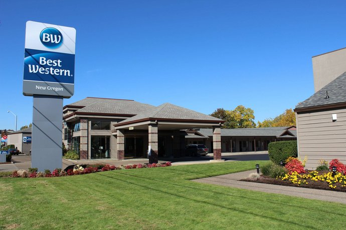 Best Western New Oregon Motel