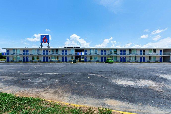 Motel 6 Van Buren Van Buren