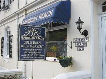 Barbican Reach
