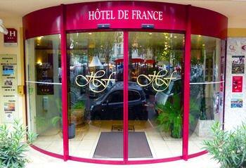 About Hotel De France Bergerac