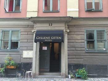 Hotell Gyllene Geten