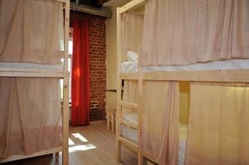 Nice hostel Komsomolskaya