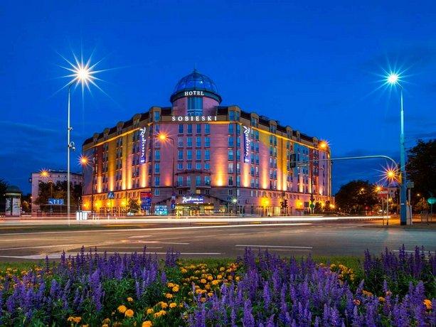 Hotel Radisson Blu Sobieski