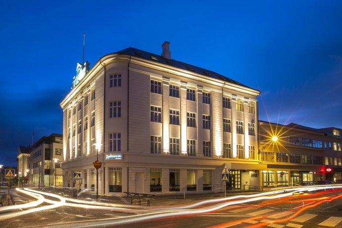 Radisson Blu 1919 Hotel Reykjavik