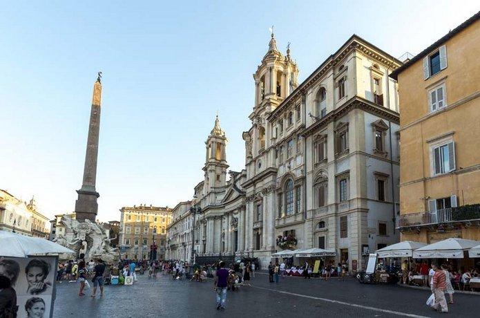 Eitch Borromini Palazzo Pamphilj Rome Compare Deals