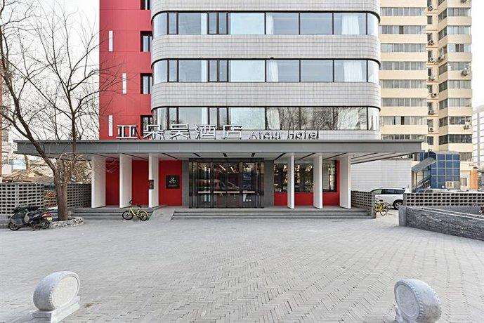 Atour Wu Hotel Beijing Financial Street