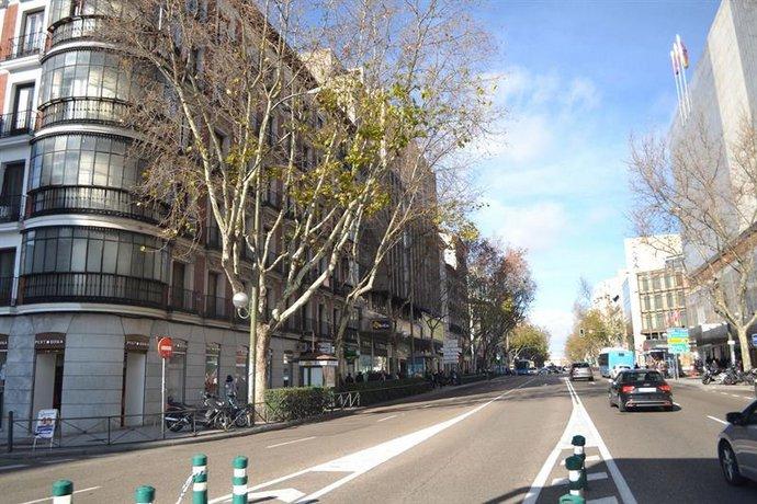 Hostal Overnight Madrid