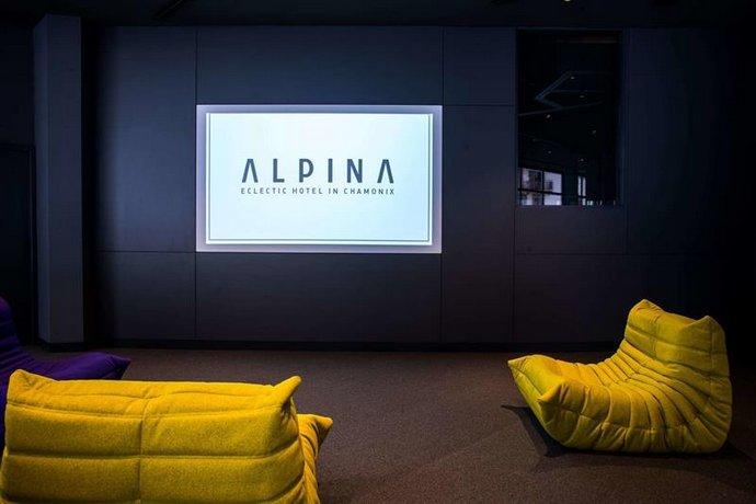 Alpina Eclectic Hotel in Chamonix