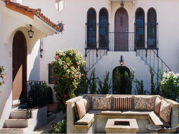 Casa Del Mar Inn Santa Barbara