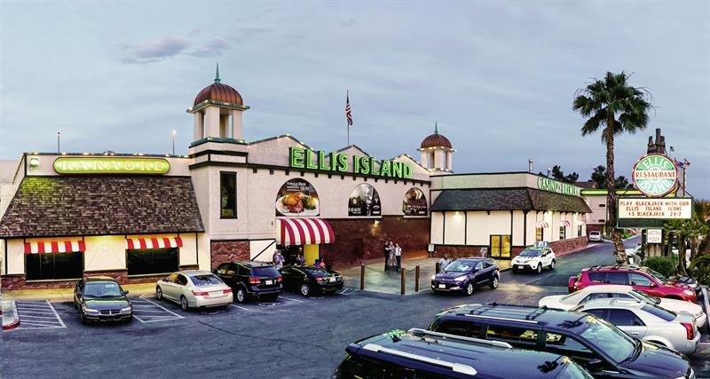Ellis Island Hotel Casino & Brewery